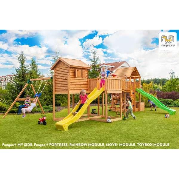 Детска площадка MAXI Play box